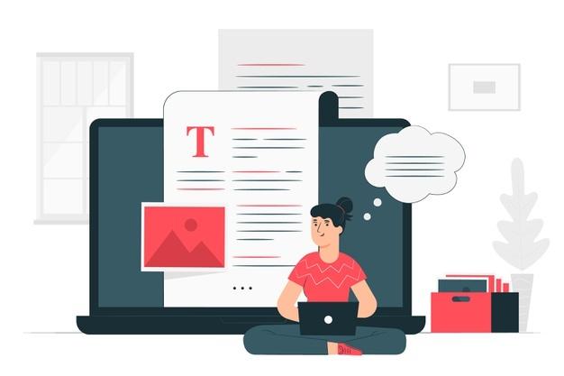 وبلاگ از نکات طراحی سایت