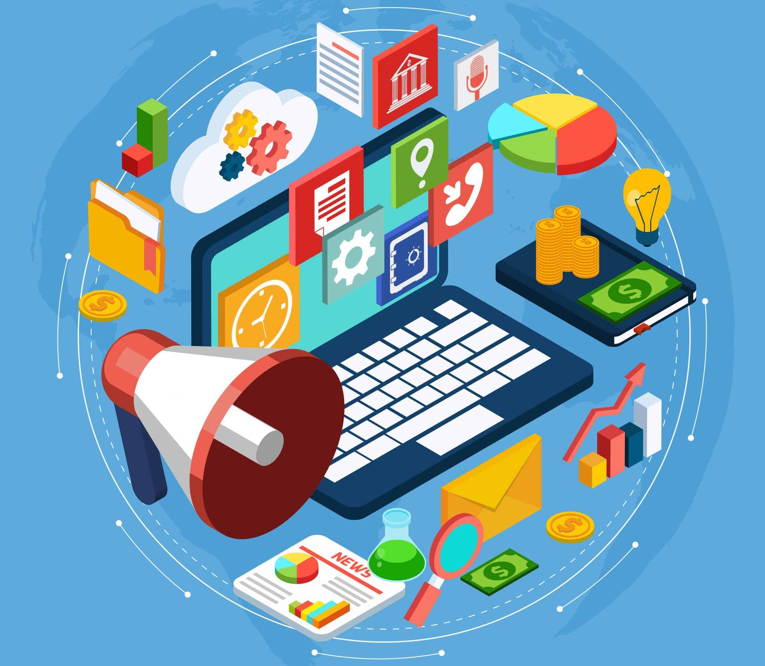 طرح بازاریابی دیجیتال
