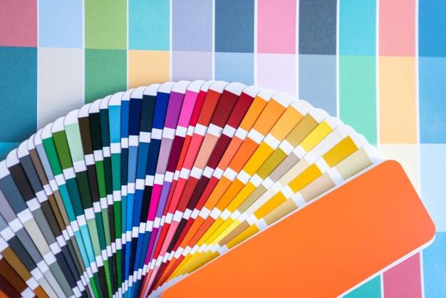 رنگ ها در طراحی ui جذاب