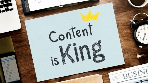 چرا «بازاریابی محتوا» پادشاه است؟