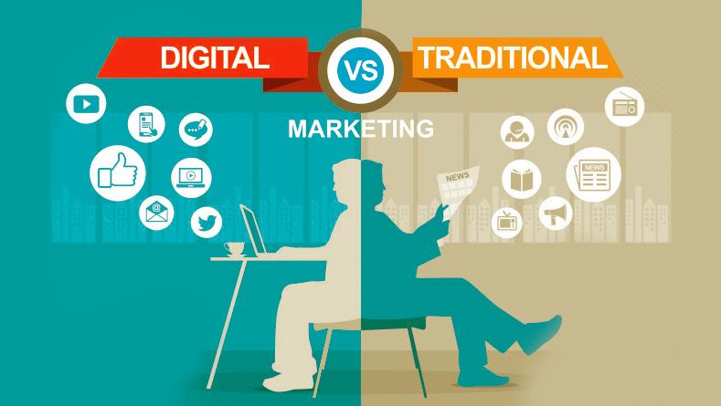 آیا بازاریابی سنتی هنوز کارآمد است؟ با ۷ ابزار اجرا آن آشنا شوید