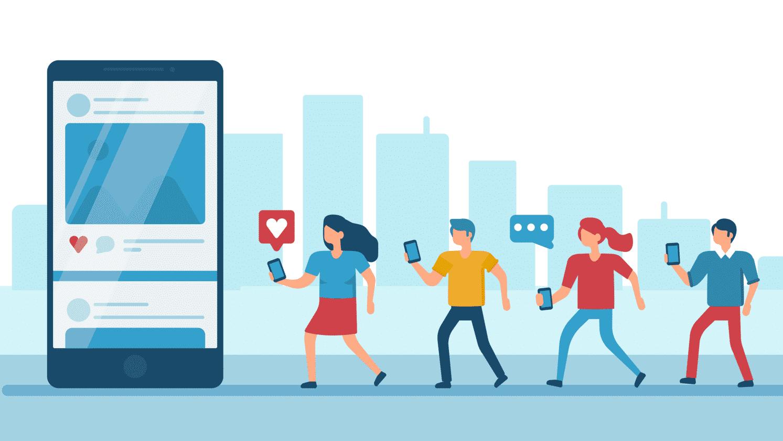 استراتژی محتوا در شبکههای اجتماعی برای کسبوکارهای B2B