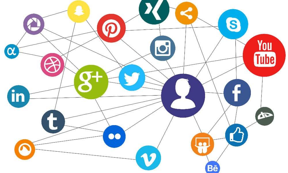 الگوریتم شبکه های اجتماعی