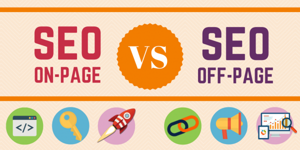 seo off page vs seo on page