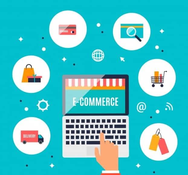فروشگاه های اینترنتی در دوران کرونا