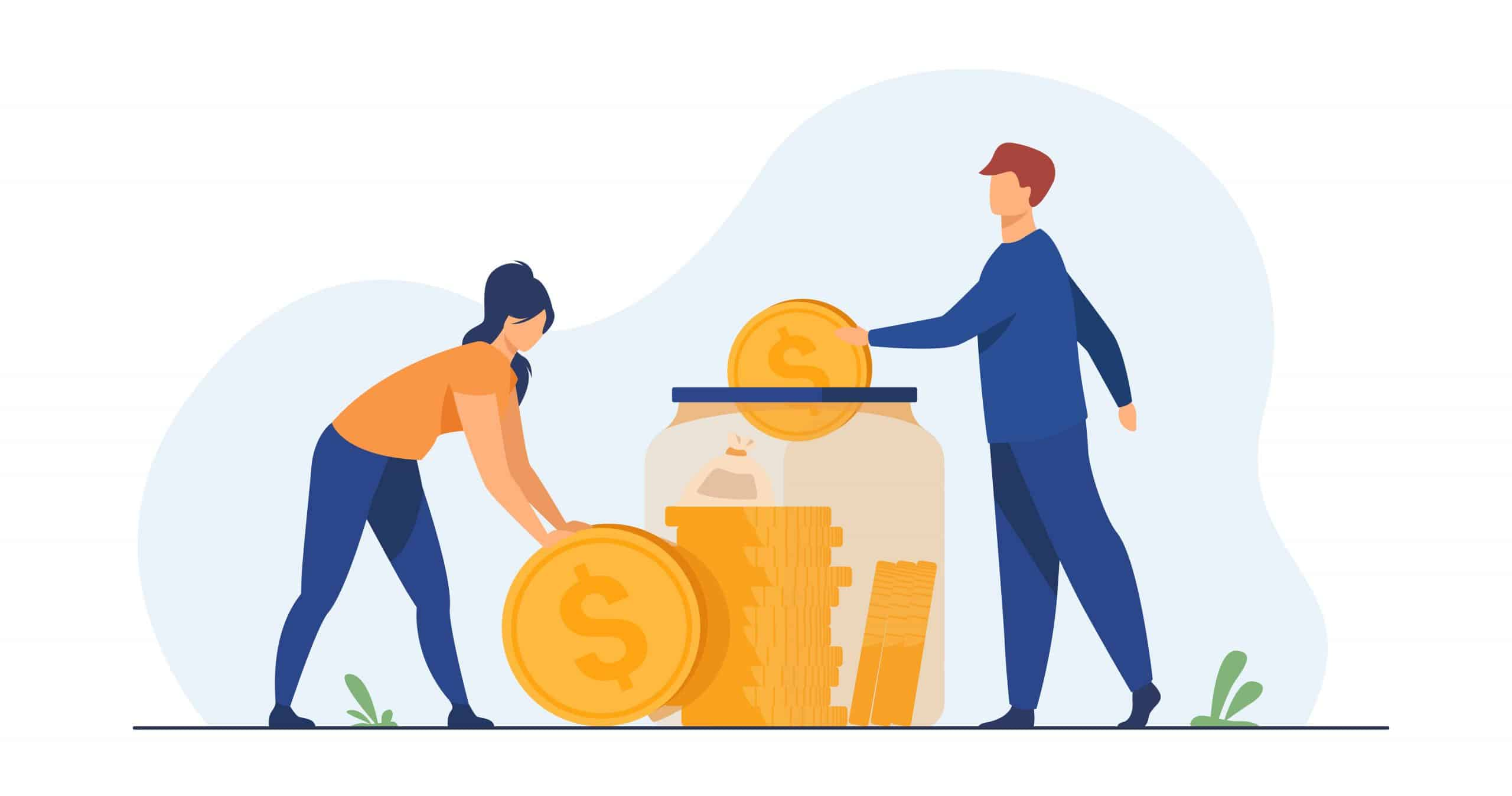 کاهش هزینه جذب مشتری در نرخ تبدیل