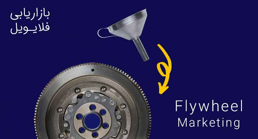 بازاریابی فلایویل Flywheel
