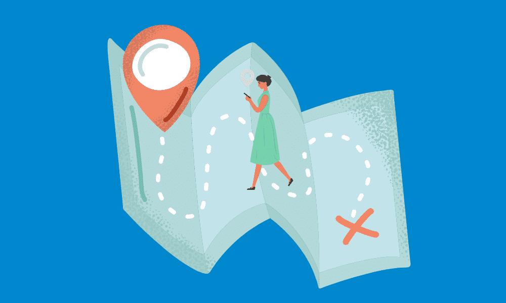 سفر در نقشه راه مشتری